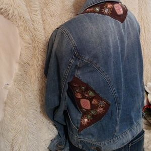 Artisan de Luxe denim jacket